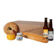 Zuurdesembrood brood en bier box, online bestellen, cadeau