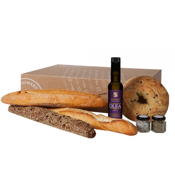 BBQ en stokbrood selectie, online zuurdesembrood bestellen