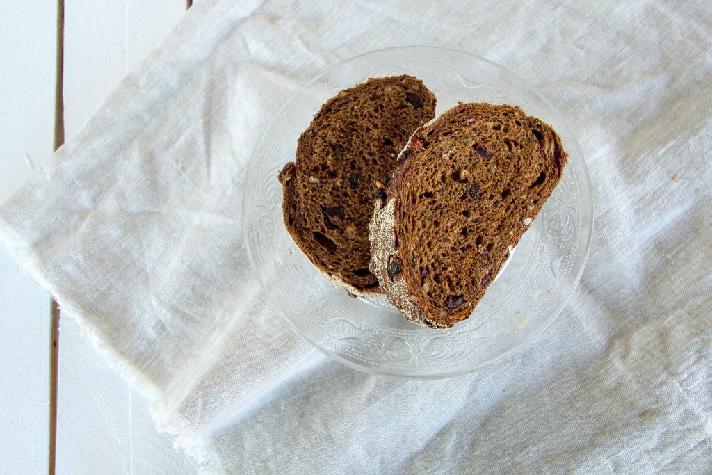 Cranberry zuurdesembrood, zuurdesembrood online bestellen