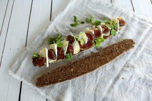 Stokbrood met vijgen, online zuurdesembrood bestellen