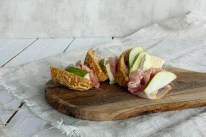 Zuurdesembrood online bestellen, gegrilde groenten, broodbeleg inspiratie