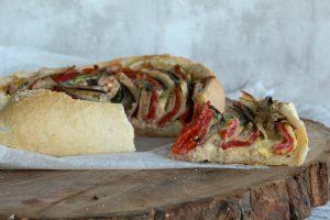 Quiche in brood, zuurdesembrood online bestellen